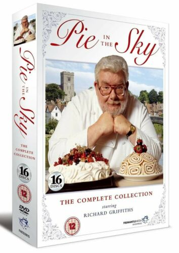 Pie in the Sky Season 1 2 3 4 5 Series The Complete Collection New DVD Box Set