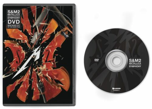 Metallica S & M 2 And Two New DVD