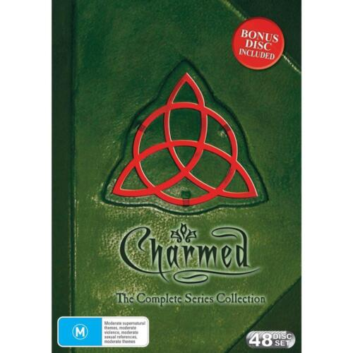 CHARMED: The Complete Series : Season 1-8 : NEW DVD