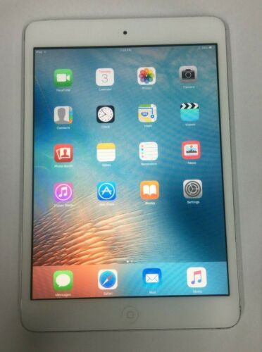 "Apple iPad mini 1st Gen 16GB Wi-Fi 7.9"" A1432 WORKING CONDITION READ DESCRIPTION"