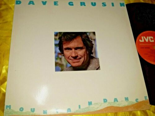 Dave Grusin, Mountain Dance, 12-inch Vinyl LP Record, 33 rpm, Made in Singapore