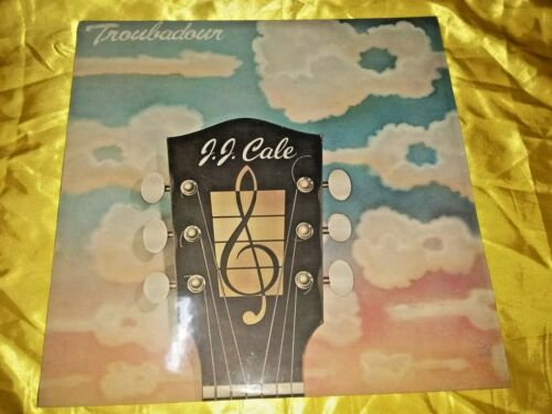 J.J. Cale, Troubadour, 12-inch vinyl LP 33rpm, Made in USA