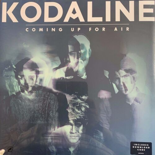 Kodaline - Coming Up For Air // LP - 1. EU-Pressing 2015 - NEW & Sealed