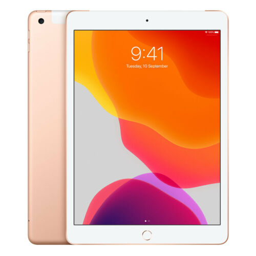 "[Open Box - As New] Apple iPad (2019, Gen 7) 10.2"" Cellular 32GB - Gold"