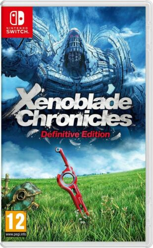 Xenoblade Chronicles Definitive Edition SWITCH (VERSION NEUF ET SOUS BLISTER FR)