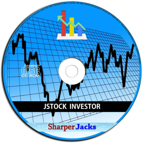 NEW & Fast Ship! JStock Professional Stock Market Investment Strategy Software