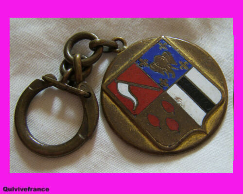 BG2786 Keyrings Orphanage Of Chemins Iron France & UltramarineOther Eras, Wars - 135