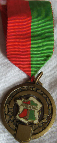 DEC5038 - Medal Federation National D'Craftsmen Masters Of La ShoeOther Eras, Wars - 135