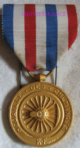 DEC5926 - Medal of Honour Of Chemins Iron 1945Other Eras, Wars - 135