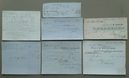 1860S..CONFEDERATE STEAMBOAT CAPTAIN D. DEHAVEN CIVIL WAR YAZOO CITY MISSISSIPPIDocuments - 165589