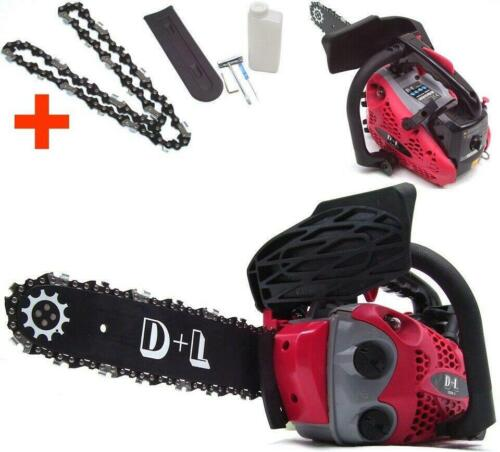 PETROL TOP HANDLE CHAINSAW CHAIN SAW 55888 Cutter Pruner Saw
