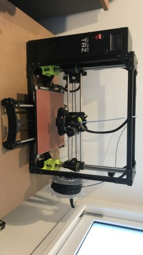 LulzBot TAZ 6 - Large 3D printer - Supplies and Filament Included