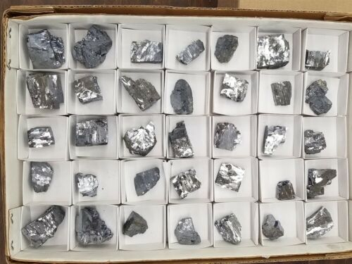 35 Count Flat, Cleaved Galena, Missouri