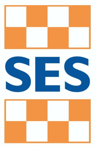 State Emergency Services (SES) Car Windscreen Sticker