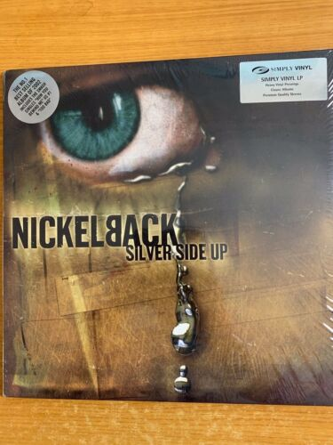 Nickelback - Silver Side Up // LP - NL-Pressing 2003 (1. Time on Vinyl) - NEW &