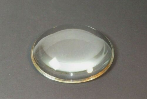 NICE 19TH CENTURY NAVAL OFFICER'S GLASS MAGNIFYING LENS FOR MAPS