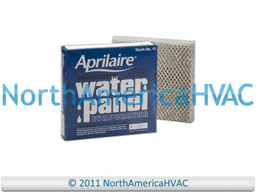 10x OEM #10 10 Aprilaire Furnace Humidifier Water Panel Filter Pad 110 220