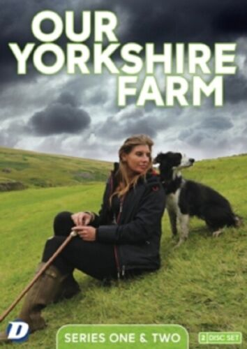 Our Yorkshire Farm Season 1 2 Series One Two First Second New DVD