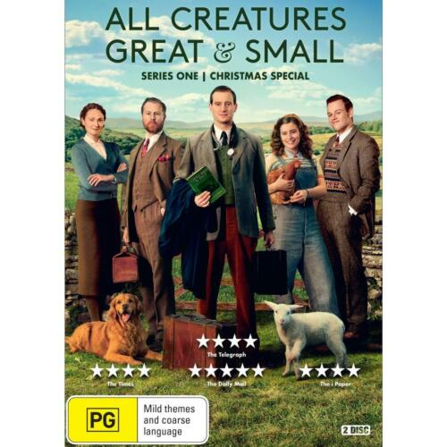 All Creatures Great and Small - Season 1 : NEW DVD