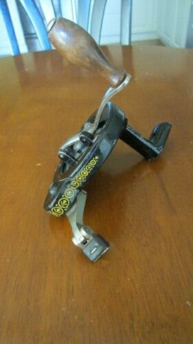 Vintage Singer Sewing Machine Hand Crank for Spoked Wheel Treadle