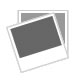 """3 Vtg 1950s 60s Dimpled Pinched 5 1/8"""" Drinking Glass Tumblers Red Yellow Bands"""