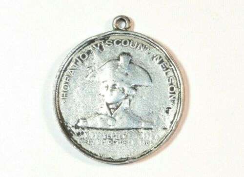 NICE LORD NELSON COMMERATIVE MEDAL