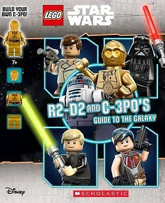 Lego Star Wars: R2-D2 and C-3P0's Guide to the Galaxy