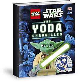 Lego Star Wars: The Yoda Chronicles with Exclusive Special Forces Commander