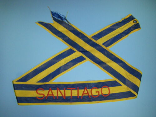 13 US Army  Streamer Santiago Span-Am WarReproductions - 156386
