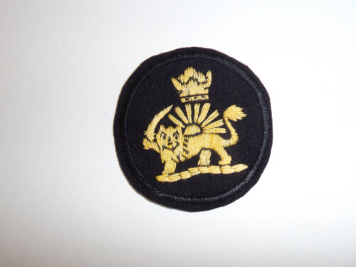 b1639 US Army Cold War Iran MAAG Military Group 1st model shoulder patch R8DReproductions - 156443