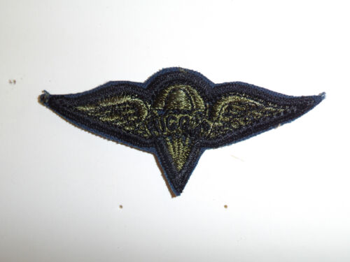 b3033 Vietnam US Army Parachute Rigger Wing subdued C13A9Reproductions - 156472