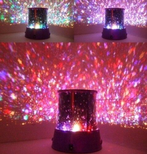 Dreamlike Star Beauty LED Projector dim Night light lamp constellation <br/> Paypal Accepted✔Same Business Day*Dispatch✔Powerseller✔