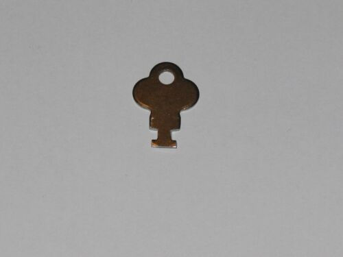 REPLACEMENT KEY~FOR OLD DURO~MECHANICAL STRATO BANK/SATELLITE &WILD WEST BANK