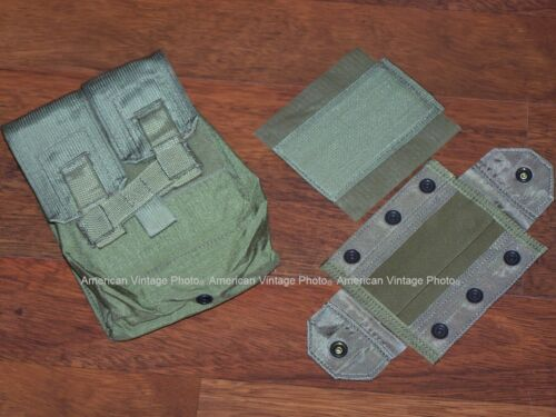 Pouch Case USA Military USMC Eagle Ind Utility Dump Phone Rations Canteen GlovesPouches - 70991