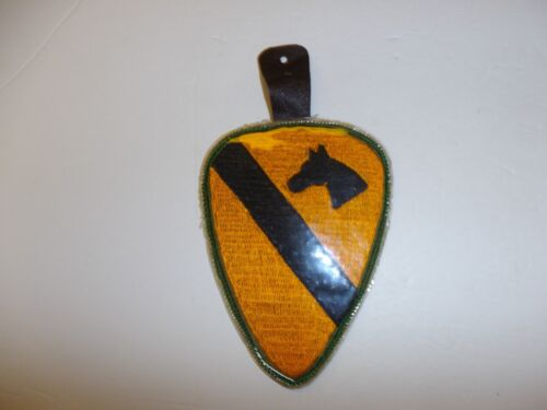 b3935 Vietnam US Army Pocket Hanger 1st Cavalry Division IR7AReproductions - 156445