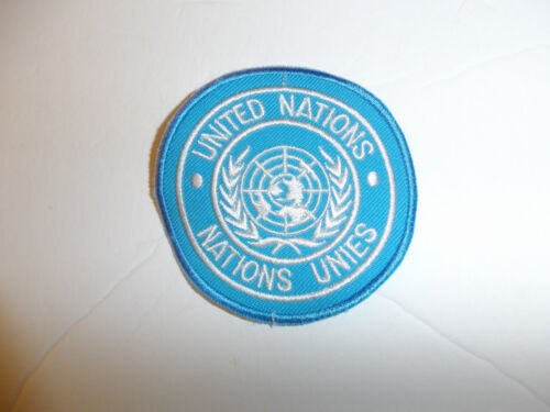 b3868 United Nations UN Nations Unies patch R2AReproductions - 156452