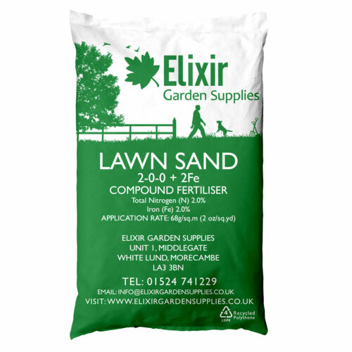 Lawn Sand Professional Top Dressing + Nitrogen   25KG treats 360sqm <br/> Ideal for use on Grass, Paddocks and Lawns