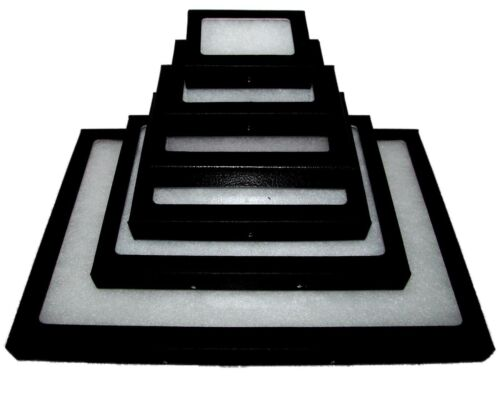 ONE RIKER MOUNT DISPLAY CASE FRAME SHADOW BOX 6in X 5in X .75in R-3