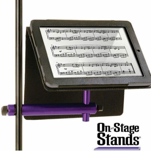 On Stage Stand U Mount for ipad 2 and 3 tablet mount clamp