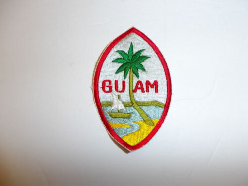 b5369 Post WW2 US Army National Guard ARNG Guam patch R9AReproductions - 156472