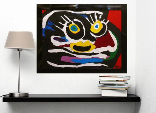 """KAREL APPEL """"UNTITLED"""" 