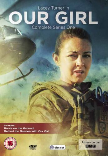 Our Girl Series season 1 DVD Lacey Turner One R4 BBC1 New First