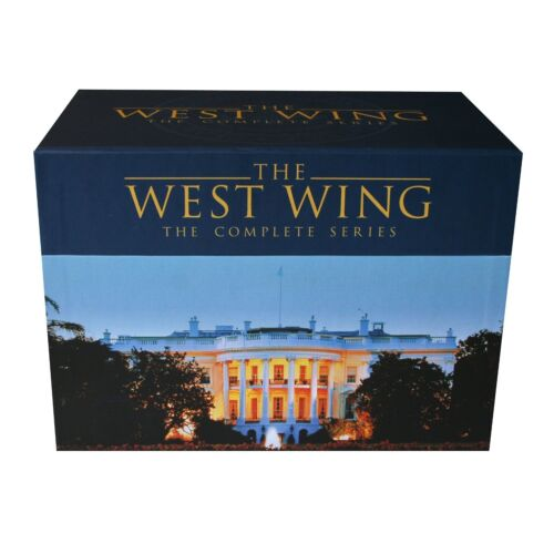The West Wing: Complete Seasons 1,2,3,4,5,6,7 DVD Box Set New R4 Martin Sheen