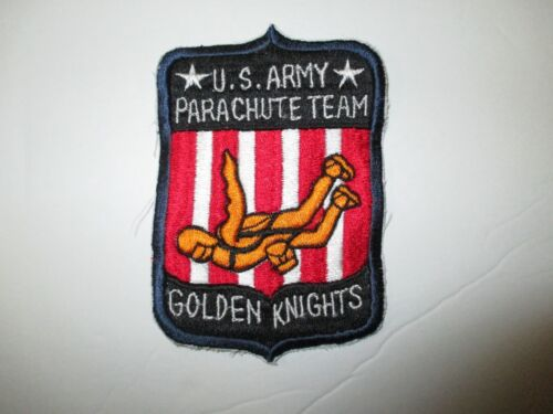 b5979 US Army Golden Knights Parachute Team IR39CReproductions - 156447
