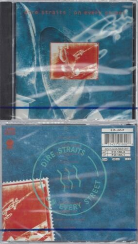 CD--NM-SEALED-DIRE STRAITS -1991- - ORIGINAL RECORDING REMASTERED -- ON EVERY S
