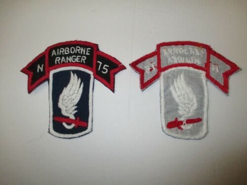 b7029 Vietnam US 173rd Airborne Ranger Battalion N Company 75th Regiment IR40BReproductions - 156445