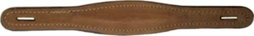 """Leather Trunk Handle - Brown - 10"""" - TRUNK CHEST STEAMER ANTIQUE"""