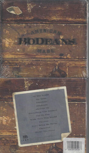 CD--AMERICAN MADE--BODEANS