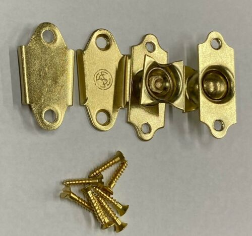 Mirror Mounting Brackets - Antiqued MOUNTING CLIPS