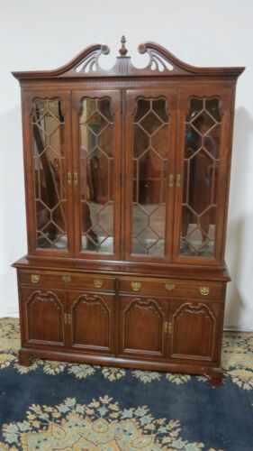 Breakfront Cabinet Antiques US